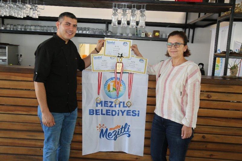 İstanbul'dan 3 Altın Madalya 1 Kupa Alarak Büyük Bir Başarıya İmza Attı