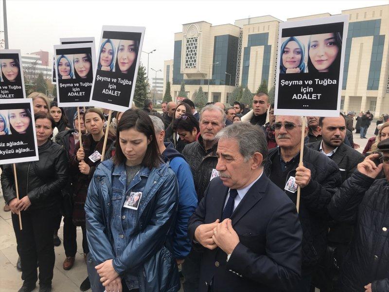 Kız Kardeşleri Öldüren Sanık Hakim Karşısında