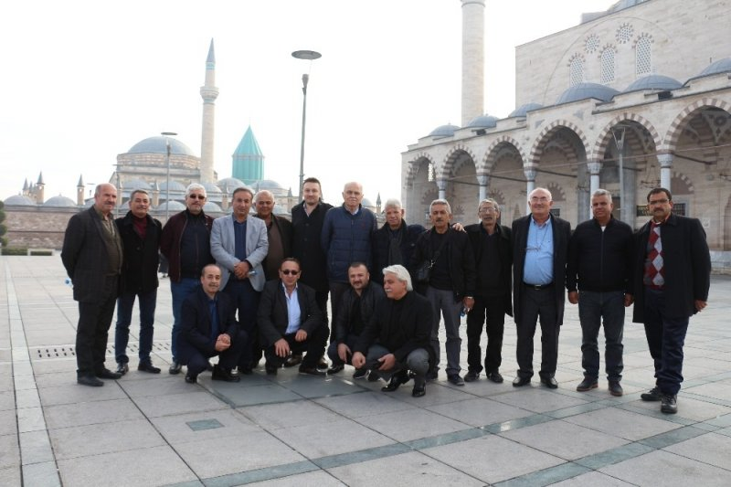 Konya'da 39 Yıllık Hasret İçtiması