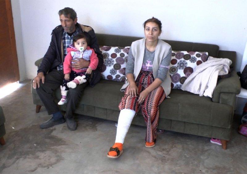 Soba Bomba Gibi Patladı: 2 Yaralı