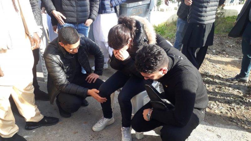 Norveç'te Vurulan Gencin Cenazesi Antalya'da Defnedildi