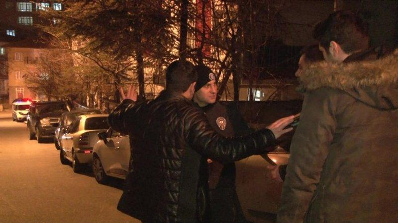 Ankara'da Birlikte Alkol Aldığı Arkadaşını Bıçakladı