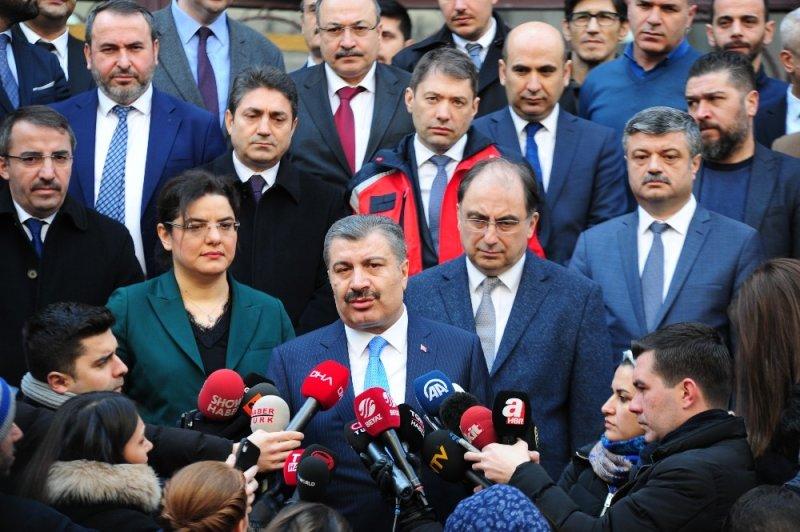 """Bakan Koca: """"14 Günlük Karantina Süreci Bitti"""""""