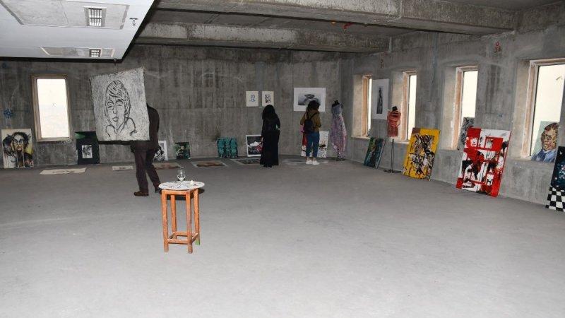 Mersin Uluslararası Aşk Art 2020'de Aşk Ve Sanat Vurgulandı