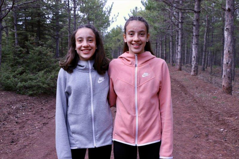 Eskişehirli İkizlerin Tatlı Rekabeti, Başarıyı Getirdi