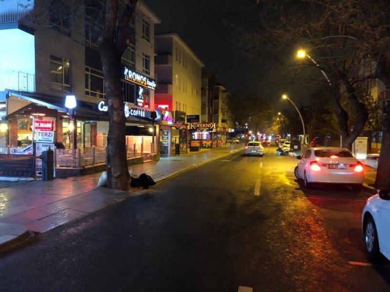 Başkent'te Sessiz Gece