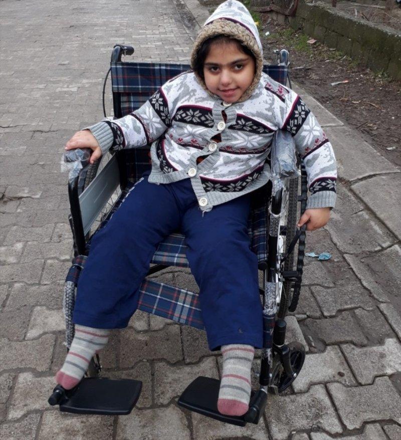 Yardımsever Dede Toruna Kovid-19 Engel Olamadı