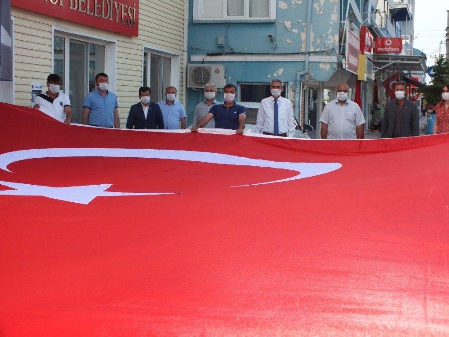 Ayrancı'da '19 Mayıs' Duası
