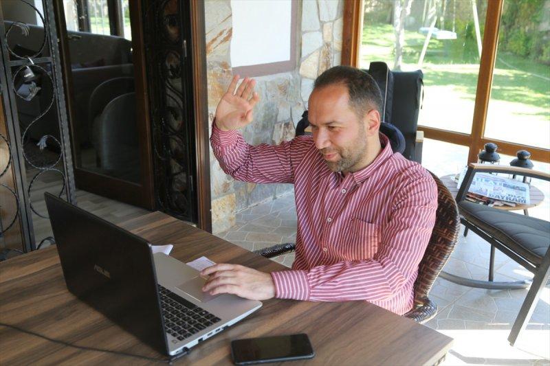 Niğde'de Şehit Aileleri İle Mobil Bayramlaşma