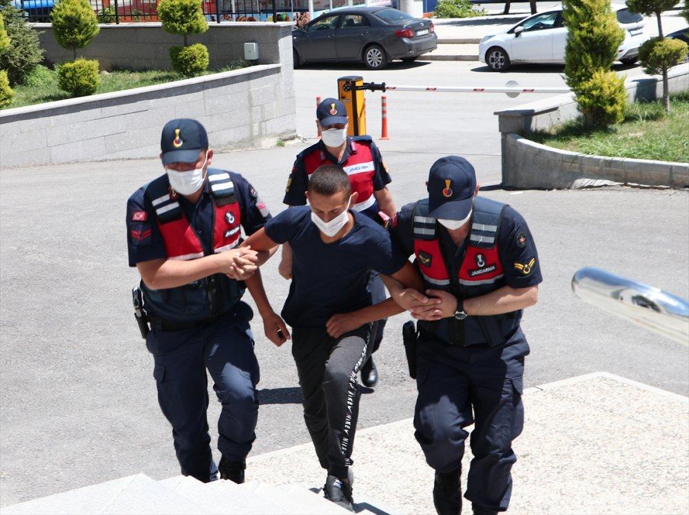 Karaman'da komşusunu öldürdüğü iddia edilen çocuk tutuklandı