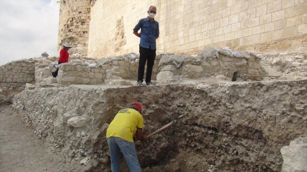 Karamanoğulları'nın da Mirası Tarihi Silifke Kalesi'nde Son Durum