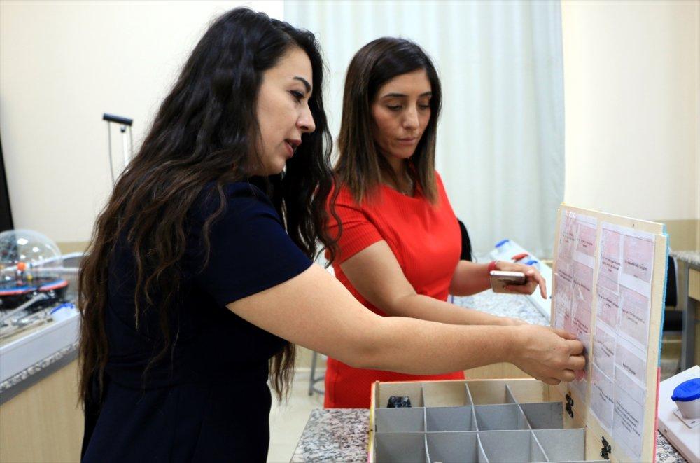 Aksaray'da Engelleri Aşan Proje