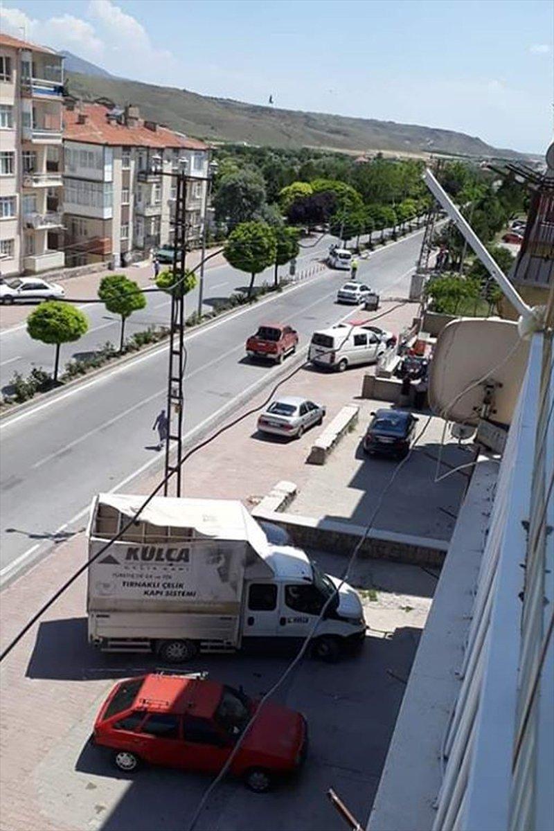 Kayseri'de Hafif Ticari Aracın Çarptığı Bisikletli Çocuk Yaşamını Yitirdi