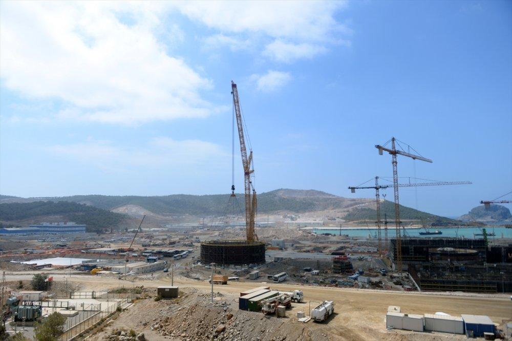 Türkiye'nin İlk Nükleer Güç Santralinin Yapımında