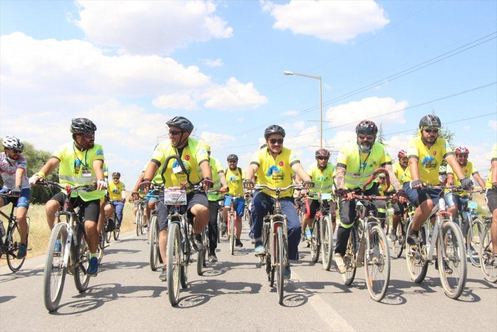 Seydişehir Bisiklet Festivali Sona Erdi