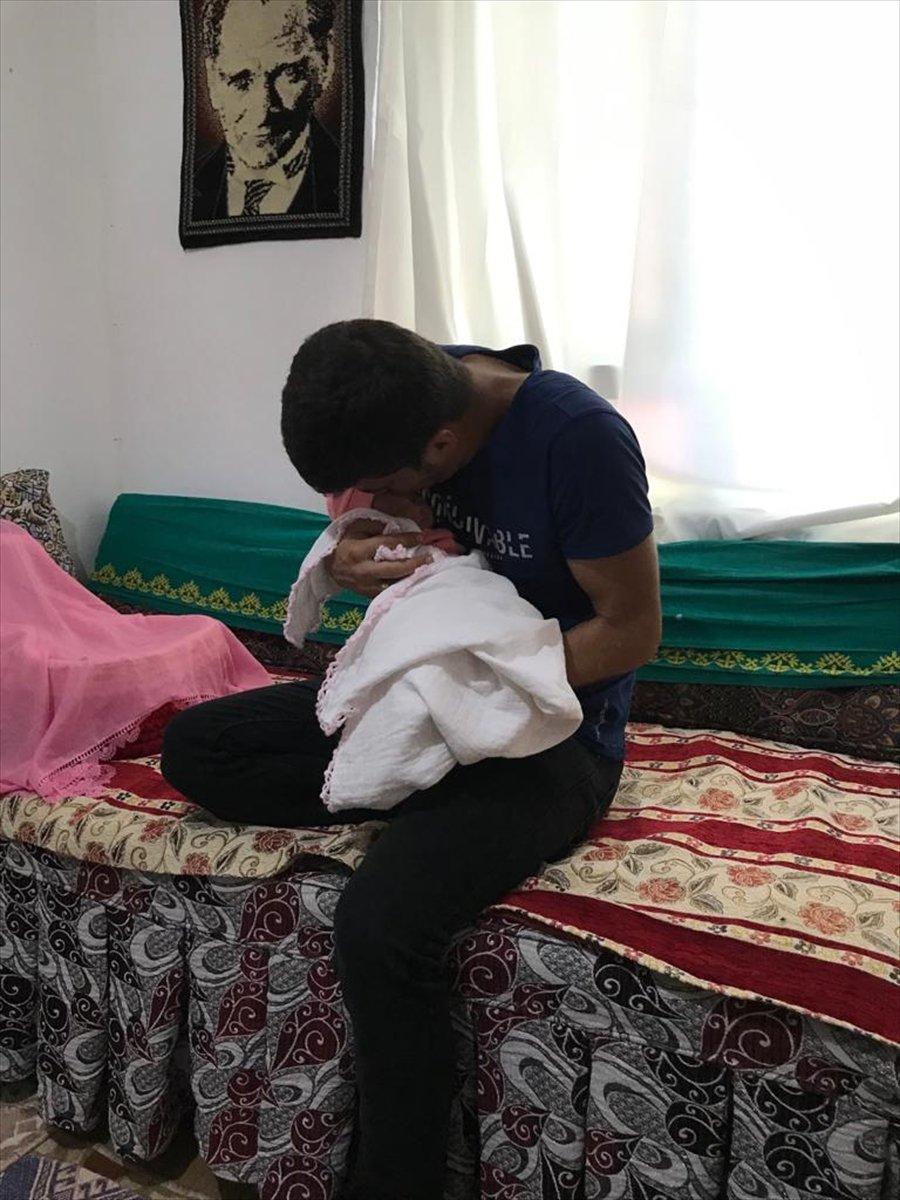 Minik Hatice Bebek Ailesinin Tek Tesellisi Oldu