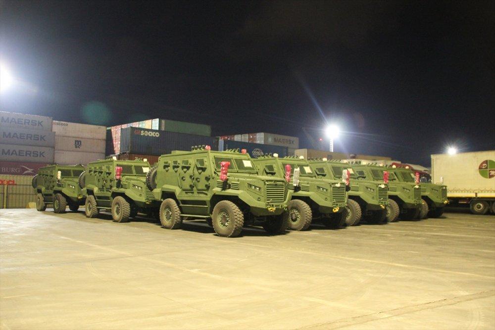 Türk Zırhlı Muharebe Aracı