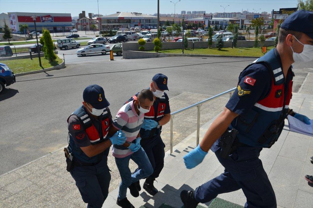 Karaman'da Hırsızlık İddiası