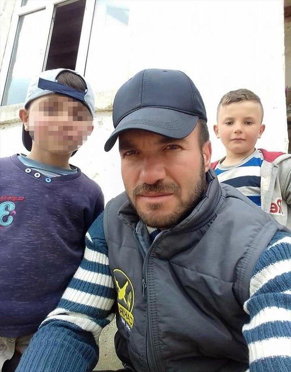 Konya'da Öldürülen Baba Ve Oğlunun Son Görüntüleri Ortaya Çıktı