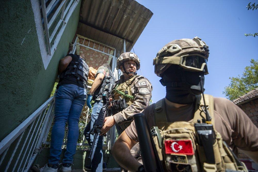 Zehir Tacirlerine Bayram Operasyonu