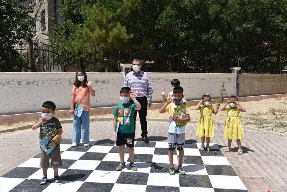 Karaman'da Okullarda Yeni Dönem Hazırlıkları