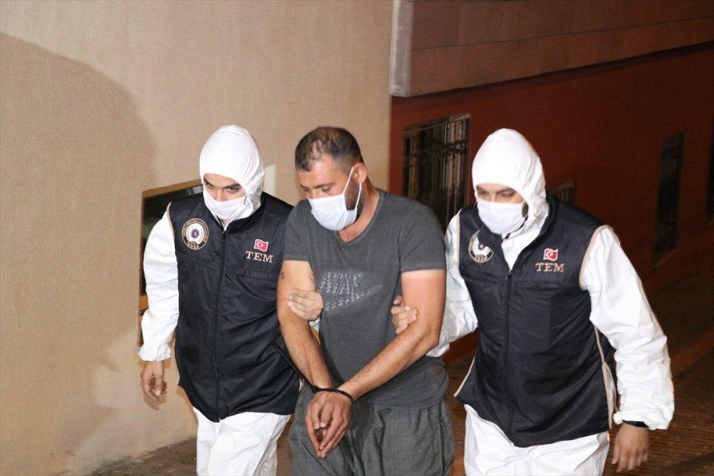 Kayseri'de Deaş Operasyonunda 9 Şüpheli Gözaltına Alındı