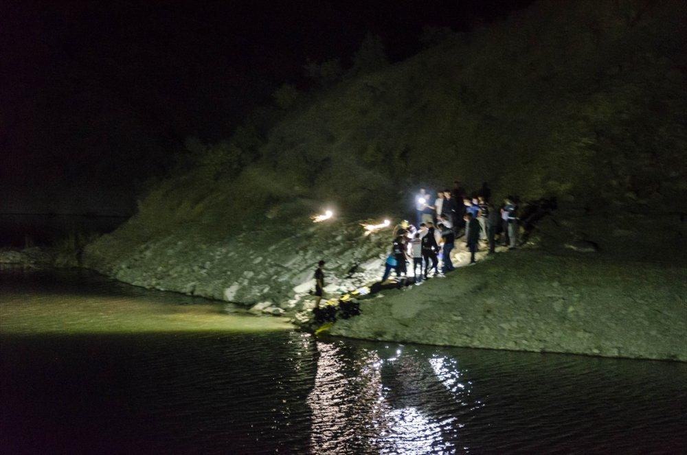 Ankara'da Serinlemek İçin Gölete Giren Gencin Cesedi Bulundu