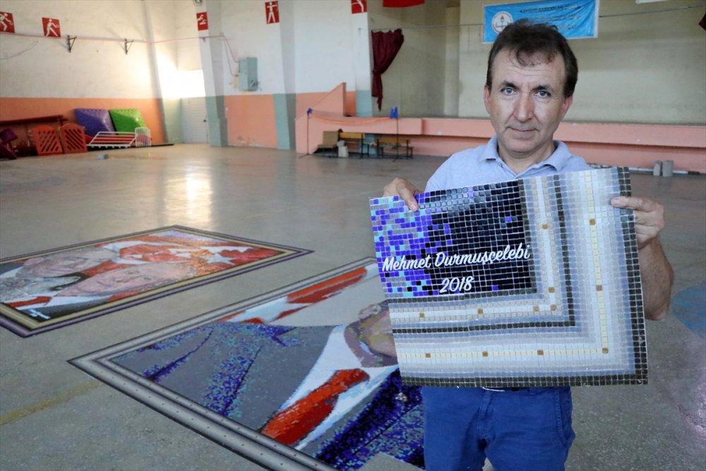 Ustalıktan Mozaik Sanatçılığına Uzanan Yaşam