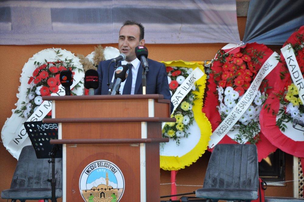 Kayseri'de İncesu Marina Açıldı