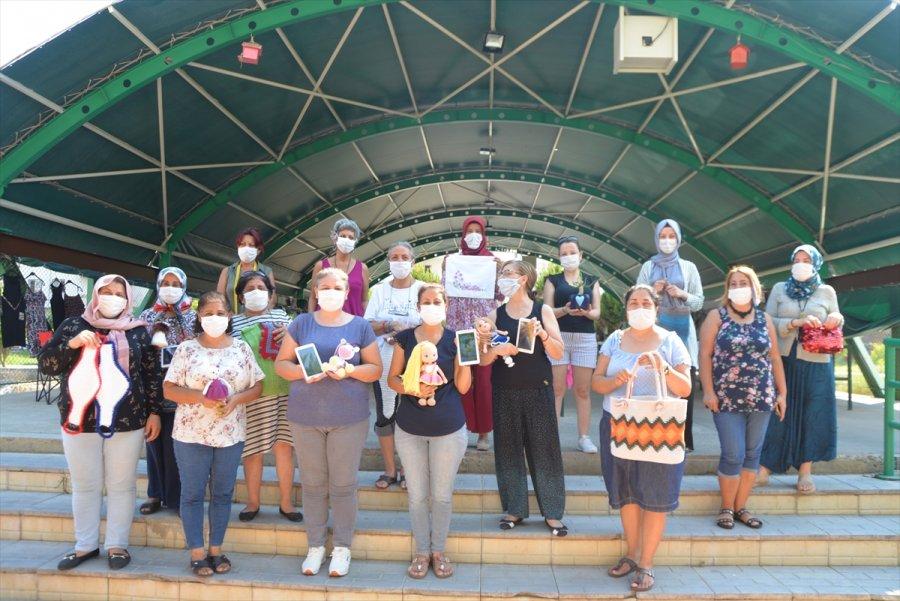 Mersin'de Üretici Kadınlar Kovid-19 Sürecinde Dijital Pazara Girdi