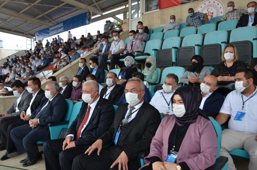Karaman'da Ak Parti Merkez İlçe Kongresi Yapıldı