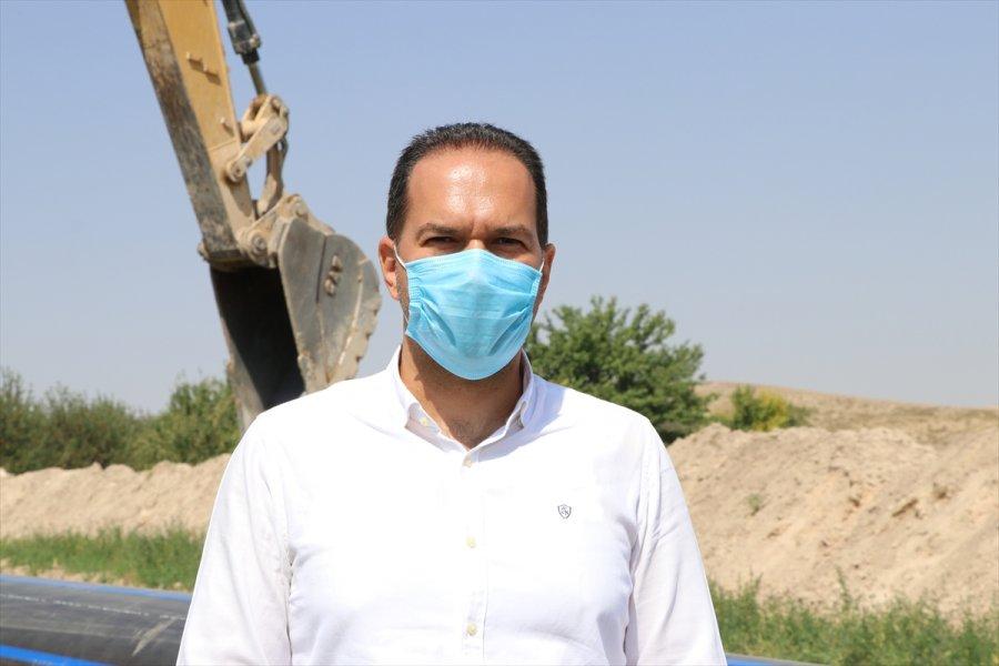 Niğde Belediye Başkan Emrah Özdemir Altyapı Çalışmalarını İnceledi