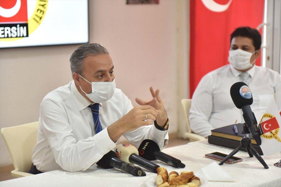 Mersin Valisi Ali İhsan Su'dan Kovid-19 Değerlendirmesi: