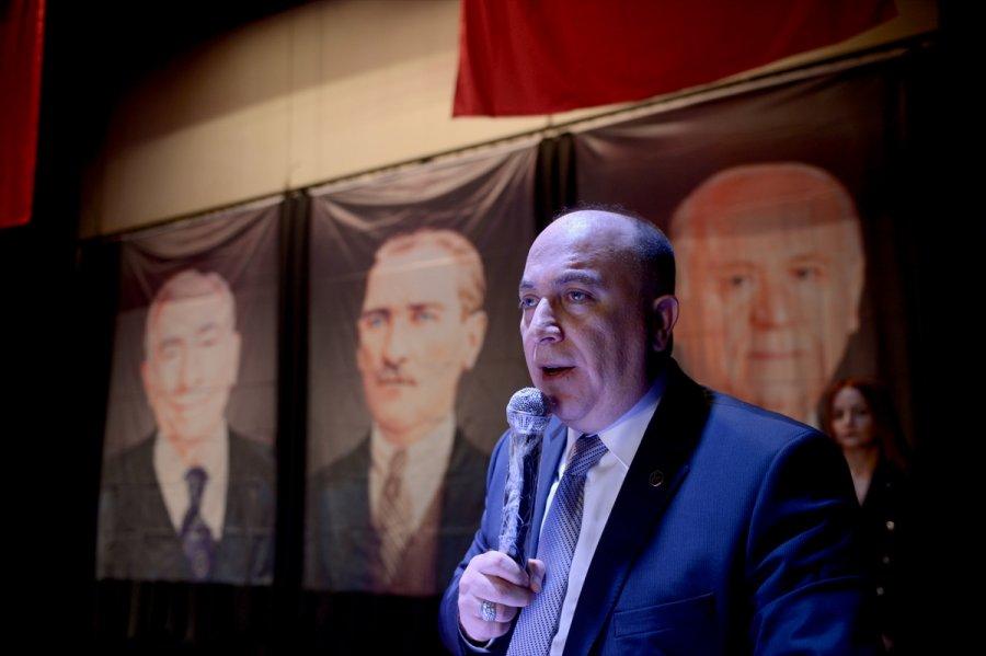 Mhp Genel Başkan Yardımcısı Yönter Partisinin Eskişehir Kongresinde Konuştu: