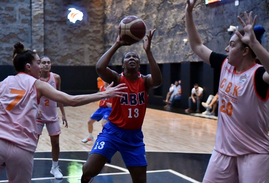 Müfide İlhan Kadın Basketbol Turnuvası Tamamlandı