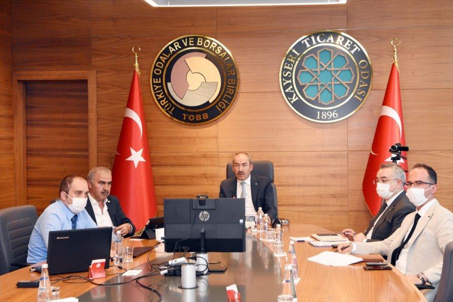 Kayseri Ticaret Odası Meclis Toplantısı