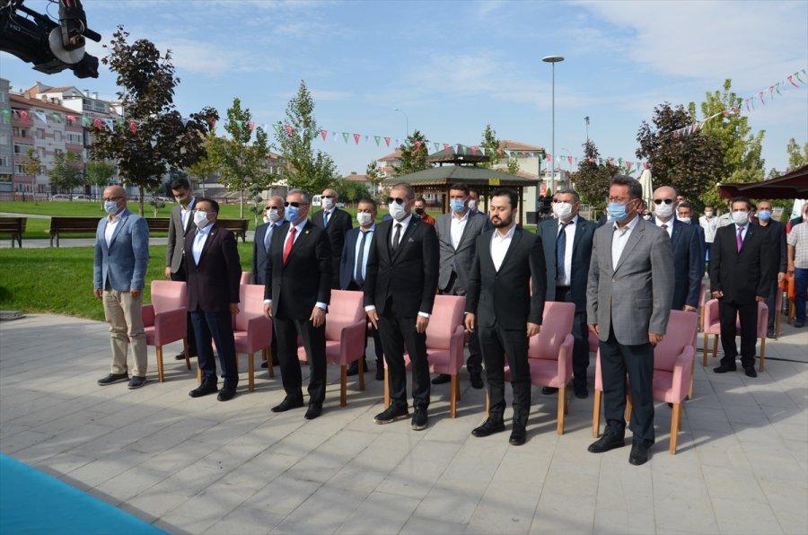 Gelecek Partisi Karaman 1. Olağan Kongresi Düzenlendi