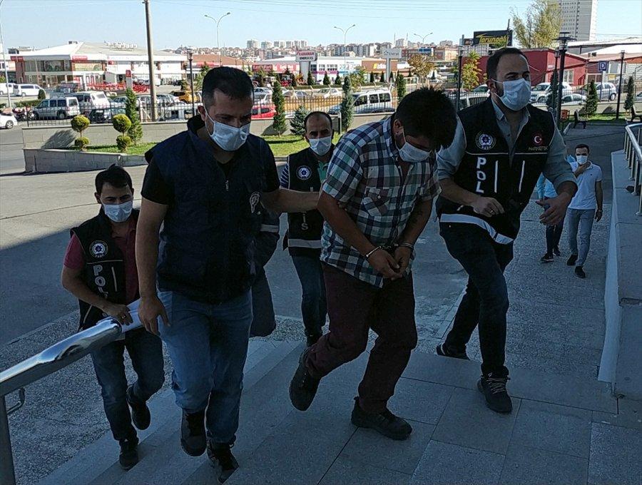 Karaman'da 3 Kişi Uyuşturucu Ticareti Yaptıkları İddiasıyla Tutuklandı