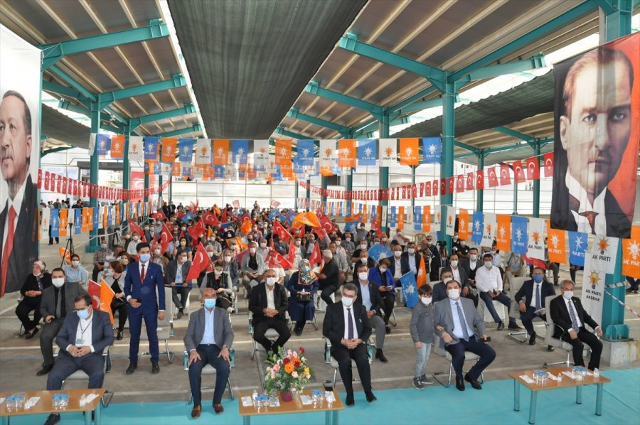 Ak Parti Akşehir 7. Olağan İlçe Kongresi Yapıldı