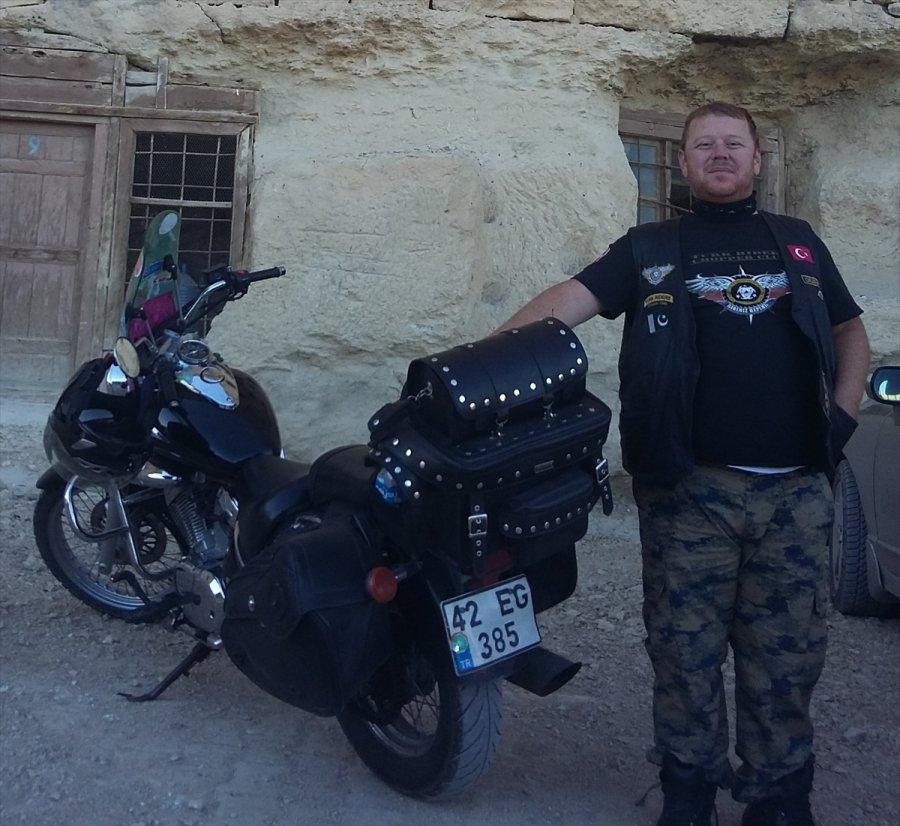Motosiklet Tutkusu İçin 1 Yılda 50 Kilo Verdi