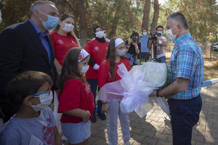 Sağlık Çalışanları Antalya'da Kampta Buluştu