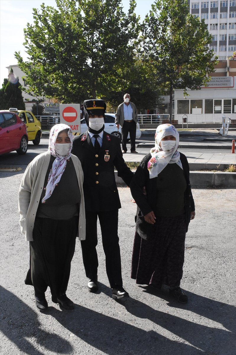 Kayseri'de Kanser Tedavisi Gören Uzman Çavuş Yaşamını Yitirdi