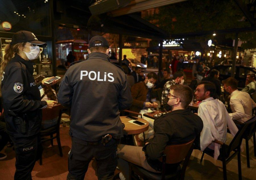 Ankara'da 750 Polisin Katılımıyla Asayiş Uygulaması Yapıldı