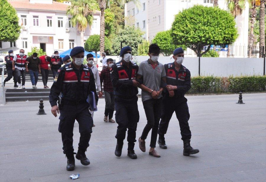 Antalya'da Kayıp Afgan İşçinin Cesedinin Yapay Gölette Bulunmasına İlişkin 5 Zanlı Adliyede