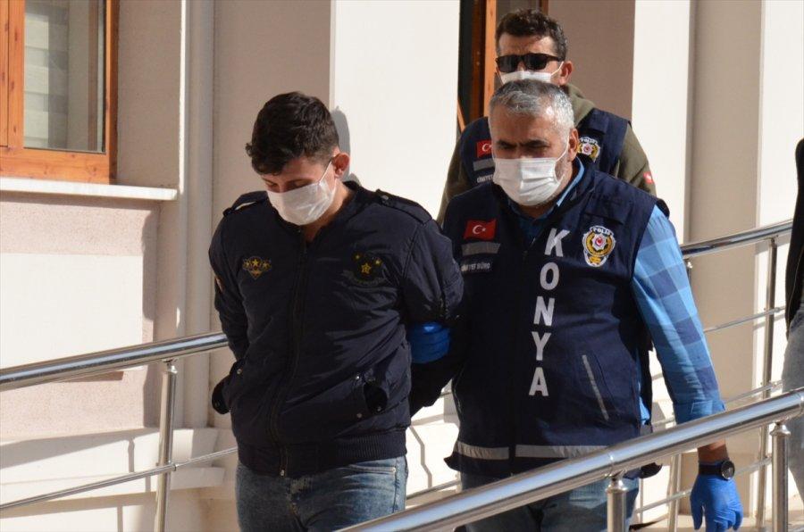 Güncelleme - Konya'da Bir Kişinin Öldüğü Silahlı Kavgayla İlgili 3 Zanlı Adliyeye Sevk Edildi