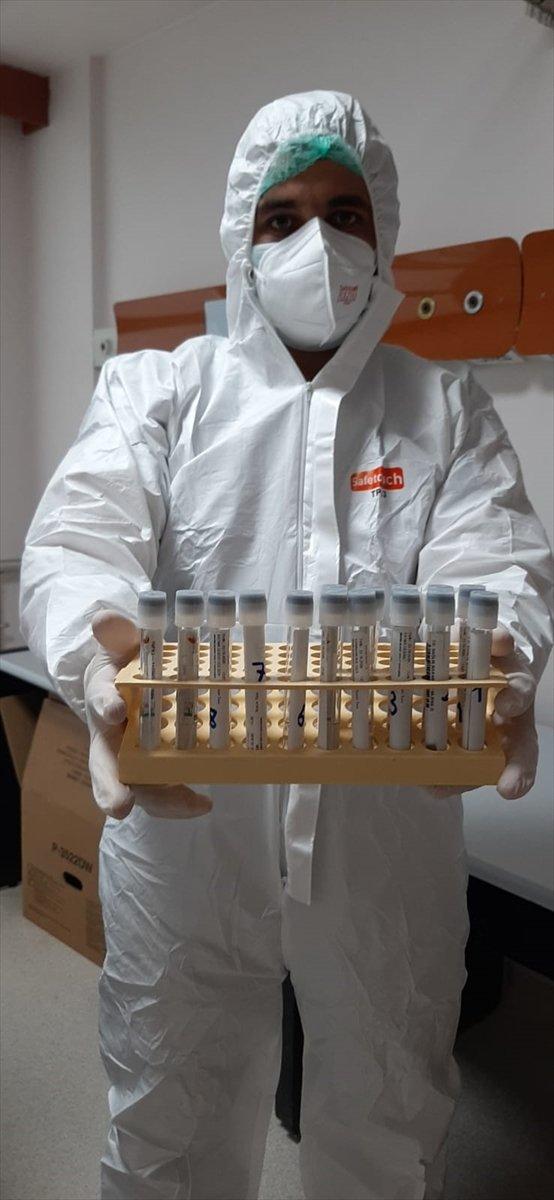 Silifke'de Kovid-19 Testleri İçin Pcr Laboratuvarı Kuruldu