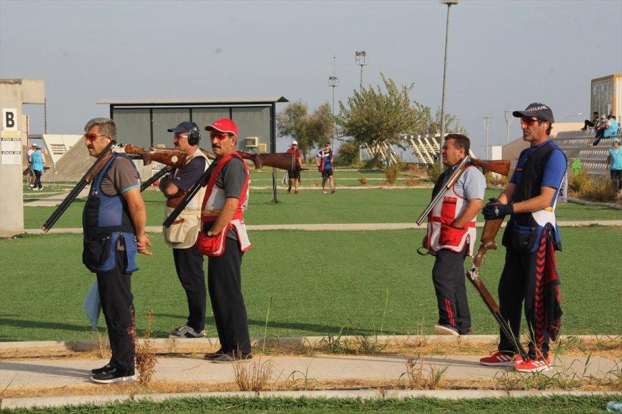 Mersin'de Atıcılık Branşında Düzenlenen