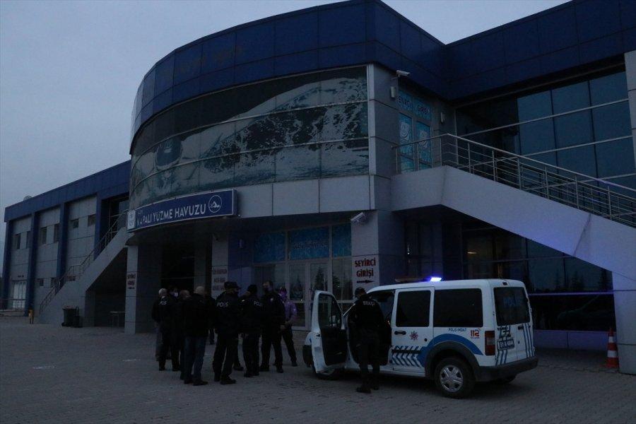 Niğde'de Havuzda Boğulma Tehlikesi Yaşayan Genç Hastaneye Kaldırıldı