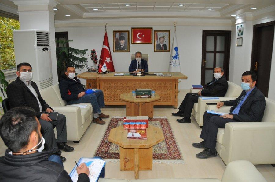 Akşehir Belediyesi'nde Kış Hazırlığı