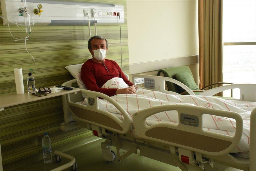 Kovid-19 Hastaları Yaşadıklarını Anlatıyor -
